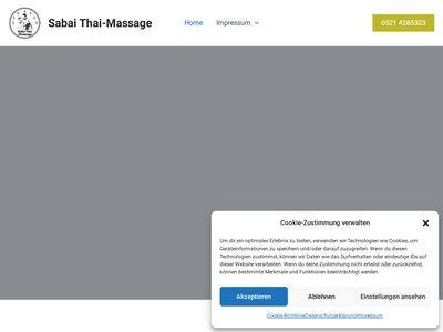 Sabai-Thai-Massage.de