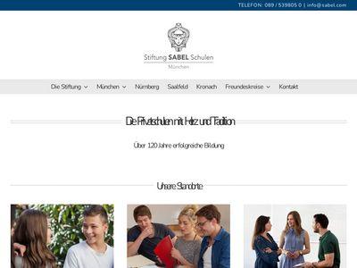 Sabel Schulen Nürnberg