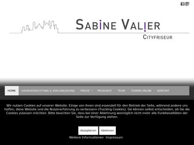 Sabine Valier cityfriseur