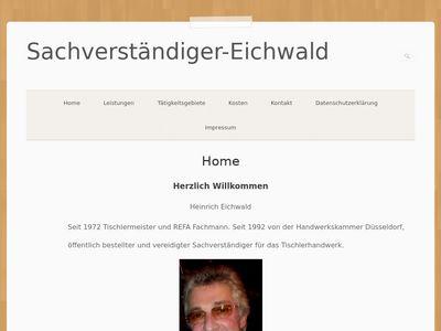 Eichwald Heinrich Sachverständigen Büro