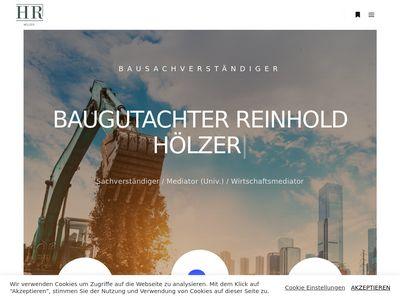 Sachverständiger Reinhold Hölzer