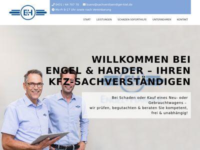 Engel & Harder KFZ-Sachverständige