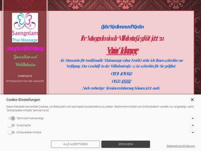 Saengniam Thai Massage