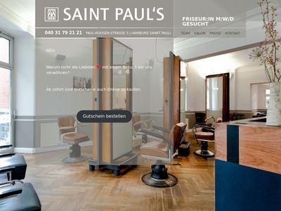 Saint Pauls Friseur
