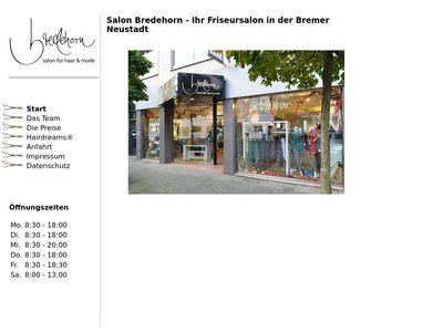 Bredehorn Friseur und Mode und mehr