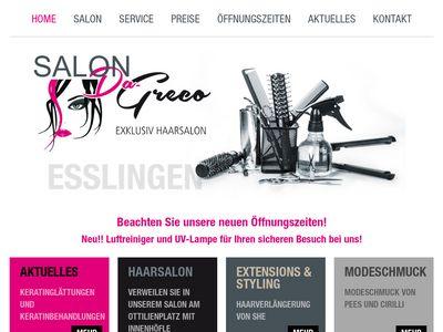 Salon Da - Greco Friseur