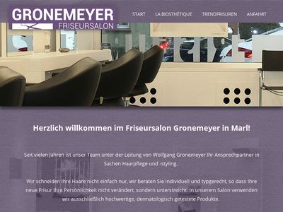 Friseursalon Gronemeyer