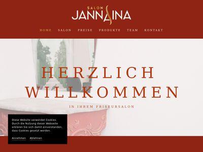 Salon Jannaina GbR Friseursalon