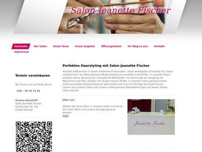 Fischer Jeanette Friseursalon