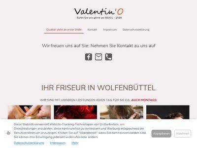 Friseursalon ValentinO-WF
