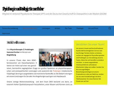 Samone Schneider Krankengymnastik-Praxis