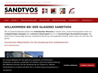 Günter Sandtvos Glaserfachbetrieb GmbH