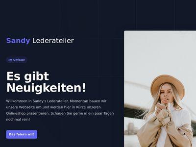 Lederatelier Sandy