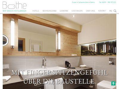 Bothe Sanitär-Heizung-Lüftungsbau GmbH