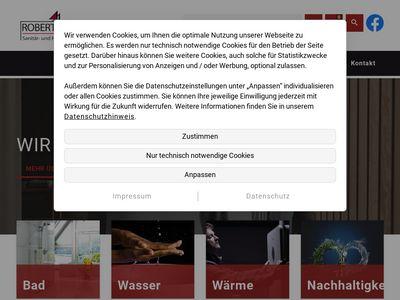 Robert Zenkel, Sanitär- und Heizungstechnik