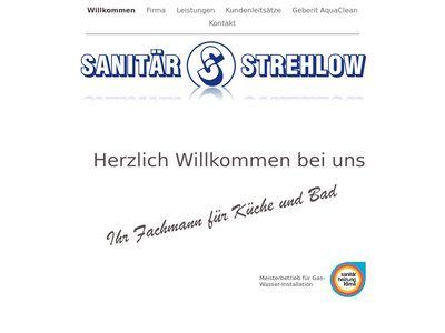 Hans-Georg Strehlow Heizung/Sanitär