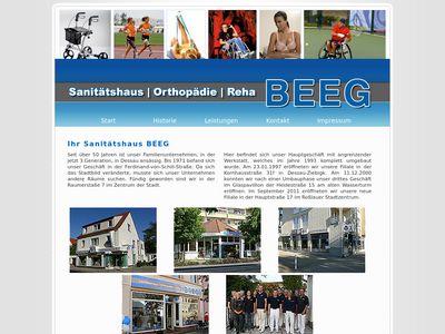 Sanitätshaus Beeg GmbH