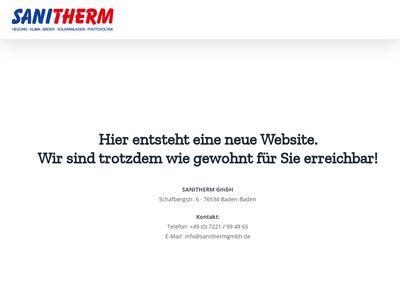Sanitherm P.F.L.A.G.G.E.R. GmbH