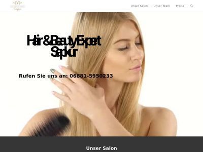 Hair + Beauty Expert Sapkur GbR