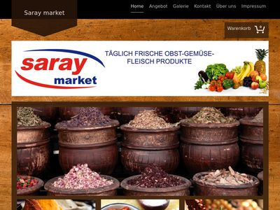 Saray market - Braunschweig