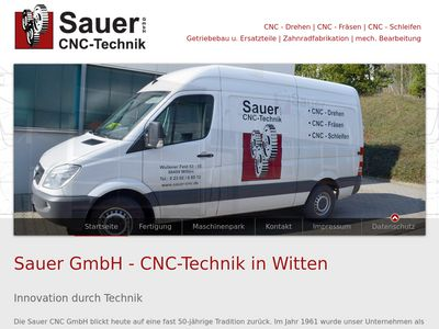 Maschinenbau F. Sauer GmbH