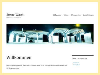 SB-Autowaschanlage Dresden