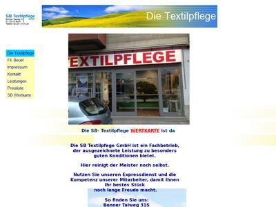 SB Textilpflege GmbH