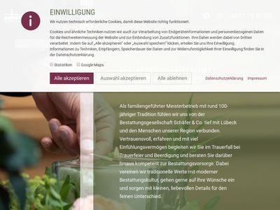 Schäfer & Co. Bestattungsgesellschaft