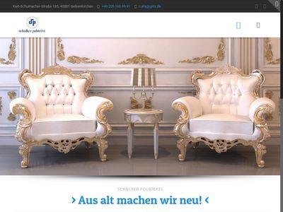 Schalker Polsterei & Sattlerei