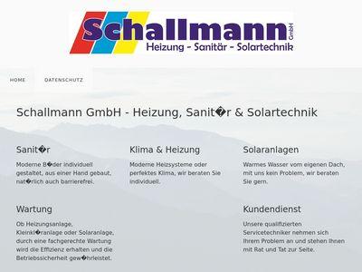 Schallmann GmbH Schallmann, Reik