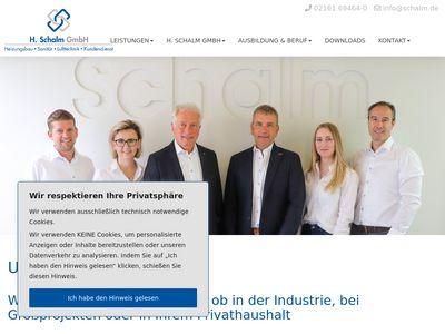 H. Schalm GmbH