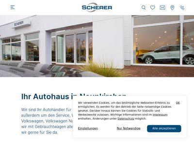 Scherer GmbH & Co. KG