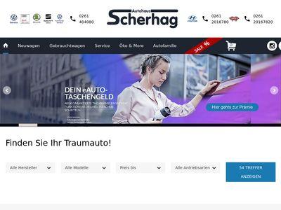 Autohaus Scherhag GmbH