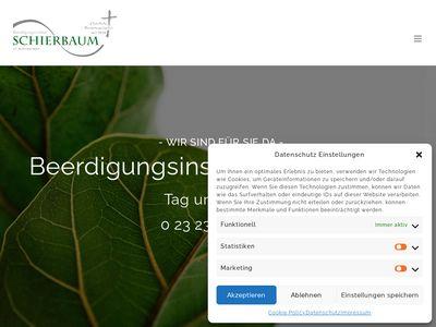Beerdigungsinstitut Schierbaum