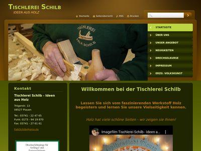 Tischlerei Falk Schilb Tischlerei