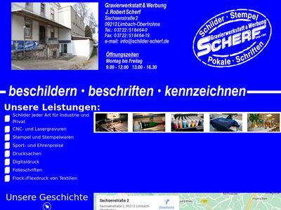 Gravierwerkstatt & Werbung J. Robert Sch