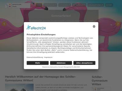 Schiller-Gymnasium Witten