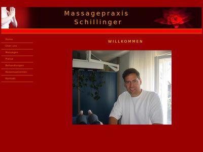 Hartmut Schillinger Massage-Praxis