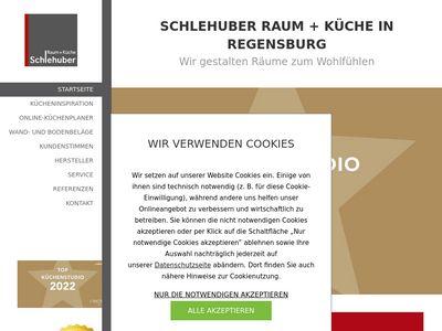 Schlehuber Raum + Küche