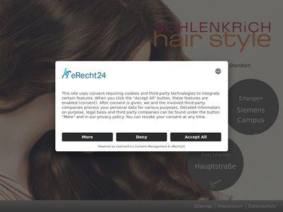 Schlenkrich Hair Style