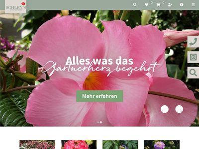 Schley's Blumenparadies Gelsenkirchen GmbH