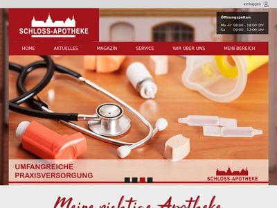 Schloss-Apotheke Inh. Kristian Frankenstein