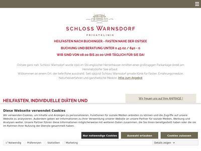 Schloss Warnsdorf Klinik Dr. Scheele GmbH