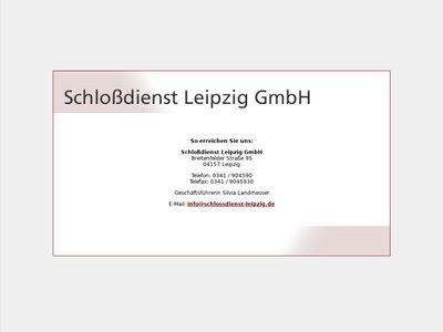 Schlossdienst Leipzig GmbH