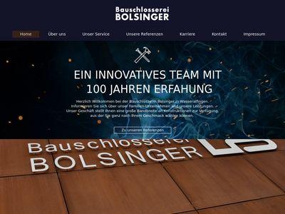 Josef Bolsinger