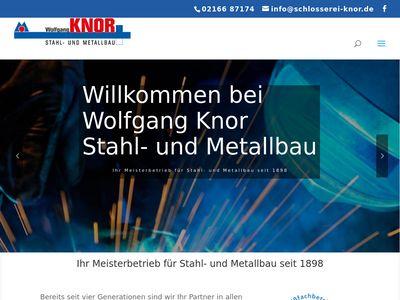 Stahl- und Metallbau Wolfgang Knor