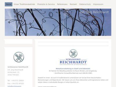 Schlosserei Reichhardt