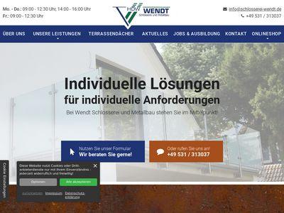 HDW Schlosserei u. Metallbau Wendt