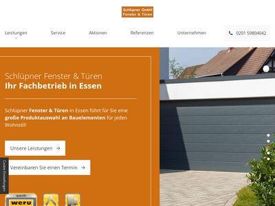 Schlüpner GmbH Fenster & Türen