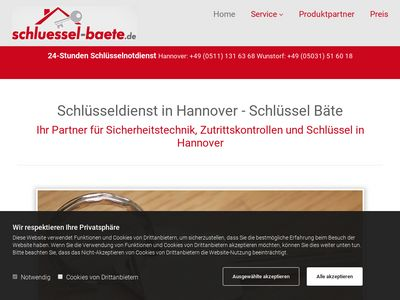 Schluessel-baete